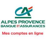 Mon compte Crédit Agricole Alpes Provence en ligne sur www.ca-alpesprovence.fr