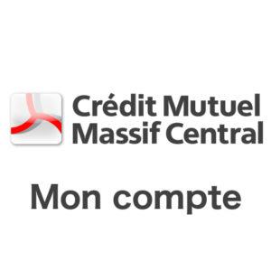 Mon compte Crédit Mutuel du Massif Central - www.cmmc.fr