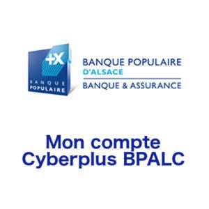 Mon compte Cyberplus Alsace sur www.alsace.banquepopulaire.fr