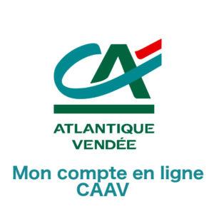 Mon compte en ligne CAAV sur www.ca-atlantique-vendee.fr