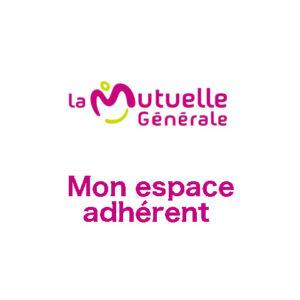 Mon espace adhérent La Mutuelle Générale sur www.lamutuellegenerale.fr
