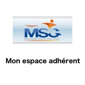Mutuelle Saint-Germain : mon espace adhérent