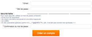 Nouveau client Cdiscount : créer un compte en ligne