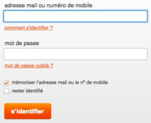 Orange Mail : se connecter à ma messagerie en ligne