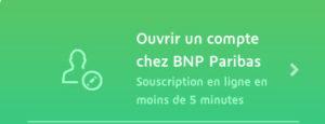 Ouvrir un compte BNP Paribas banque en ligne - www.bnpparibas.net
