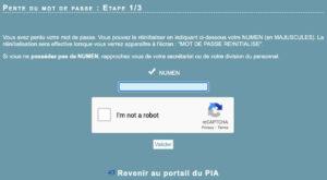 Perte du mot de passe webmail grenoble