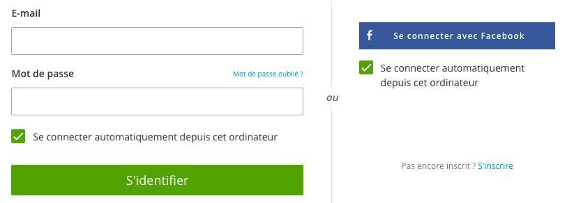 S'identifier : comment se connecter sur www.groupon.fr