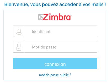 Se connecter à la messagerie Free Zimbra - zimbra.free.fr