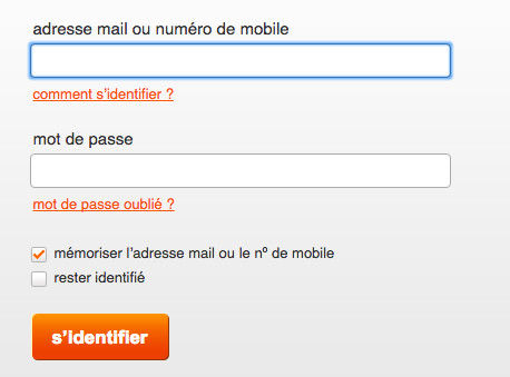 Se connecter à ma messagerie Wanadoo Mail sur www.wanadoo.fr