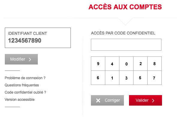 Se connecter à mes comptes caisse-epargne.fr