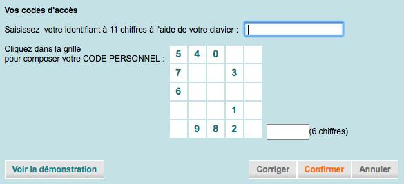 Se connecter à mes comptes en ligne www.ca-norddefrance.fr