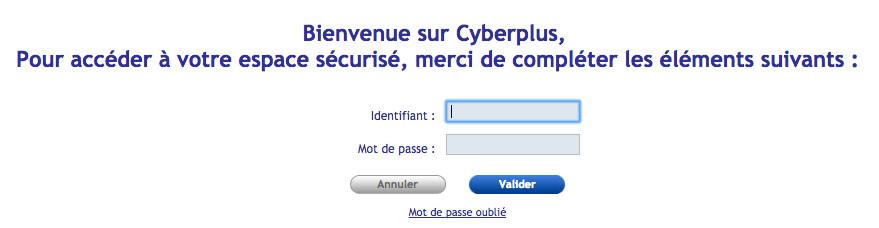 Se connecter à mon compte BPACA Cyberplus - www.bpaca.banquepopulaire.fr