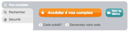 Se connecter à mon compte en ligne  CA Nord Midi Pyrénées – www.ca-nmp.fr