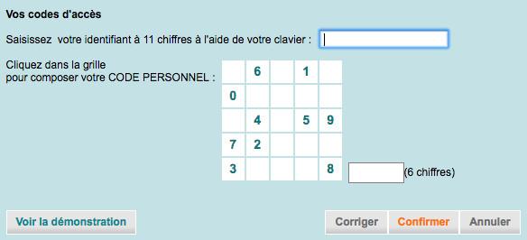 Se connecter à mon compte CAAV en ligne sur www.ca-atlantique-vendee.fr