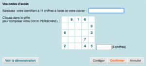 Se connecter à mon espace client en ligne sur www.ca-normandie-seine.fr