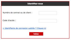 Se connecter à mon espace client Menafinance sur carte.menafinance.fr
