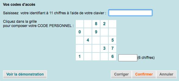 Se connecter à l'espace client ca-sudrhonealpes.fr