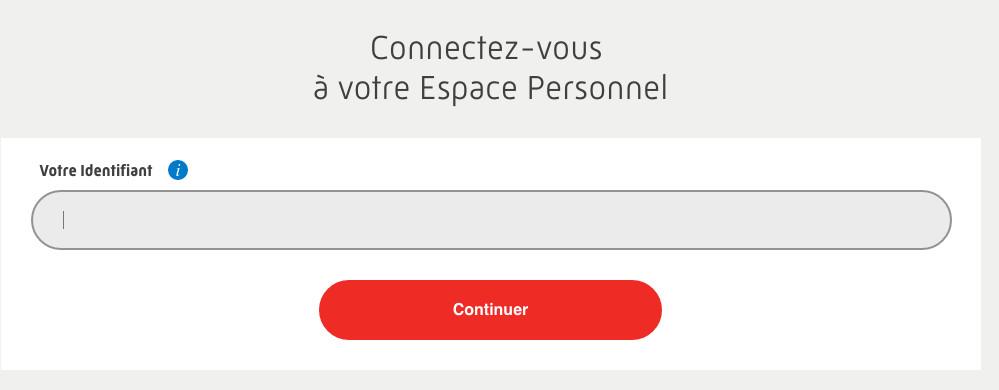 Se connecter sur l'espace personnel www.direct-assurance.fr