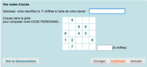 Se connecter sur www.ca-tourainepoitou.fr