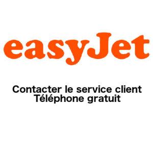 Service client EasyJet : contact avec numéro de téléphone gratuit sur www.easyjet.com