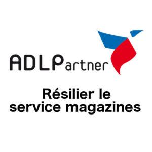 Service magazine ADL Partner : résilier abonnement par téléphone, email ou courrier