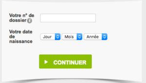 Suivi de dossier Oney Banque sur www.oney.fr