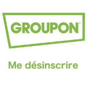Supprimer un compte Groupon : se désinscrire