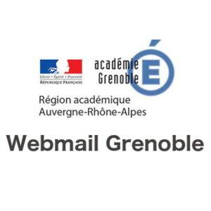 Webmail Grenoble : consulter sa messagerie académique