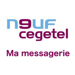 Webmail Neuf : messagerie mail de SFR