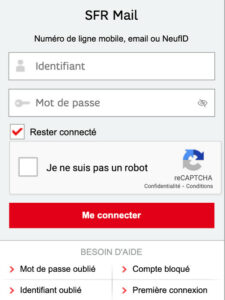 Webmail numericable.fr