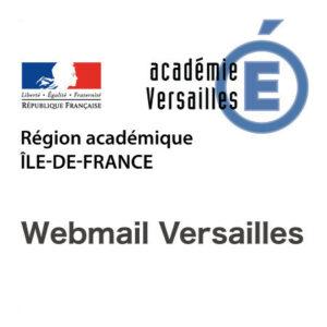 Webmail Versailles : consulter sa messagerie académique