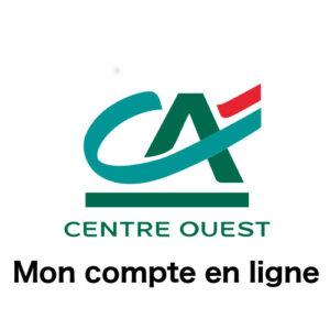 www.ca-centreouest.fr : mon compte en ligne Crédit Agricole