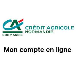 www.ca-normandie.fr : mon compte en ligne Crédit Agricole