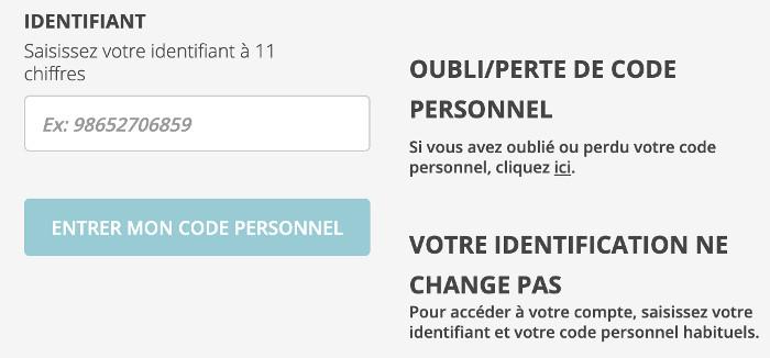 www.ca-paris.fr : mon compte en ligne